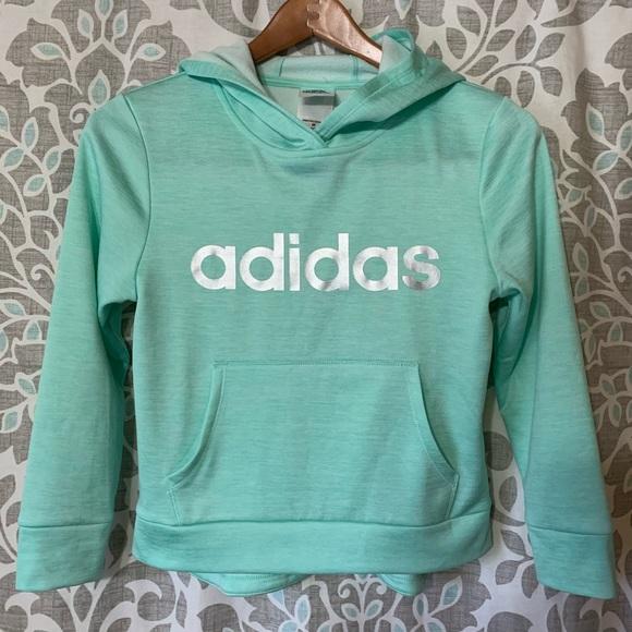adidas hoodie for girls